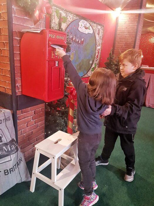 Belfast One - Santas Post Office, Belfast