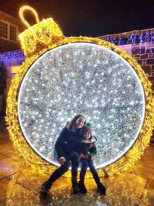 Christmas at Antrim Castle Gardens