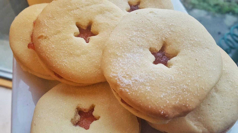 Homemade Jammy Dodgers | Recipe